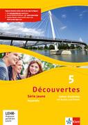 Découvertes Série jaune 5. Cahier d'activités mit MP3-CD und Video-DVD