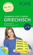 PONS Grammatik kurz & bündig Griechisch