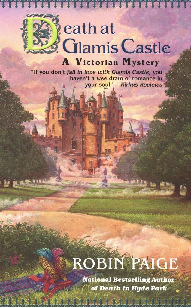 Death at Glamis Castle als Taschenbuch