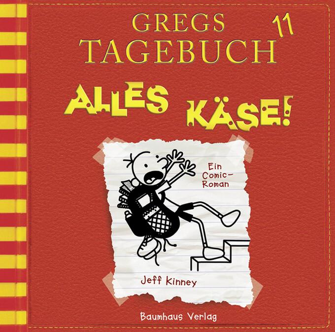 Gregs Tagebuch - Alles Käse!, 1 Audio-CD als Hörbuch