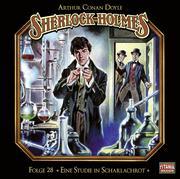 Sherlock Holmes - Folge 28: Eine Studie in Scharlachrot