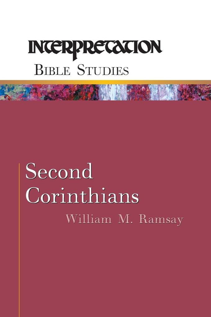 Second Corinthians IBS als Taschenbuch