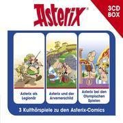 Asterix Hörspielbox Vol. 4