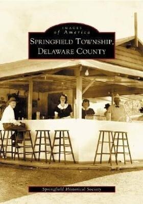 Springfield Township, Delaware County als Taschenbuch