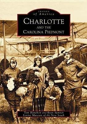 Charlotte and the Carolina Piedmont als Taschenbuch