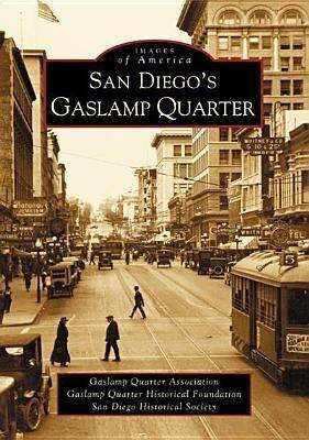 San Diego's Gaslamp Quarter als Taschenbuch