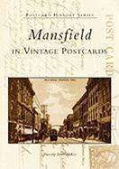 Mansfield in Vintage Postcards als Taschenbuch