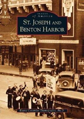 St. Joseph and Benton Harbor als Taschenbuch