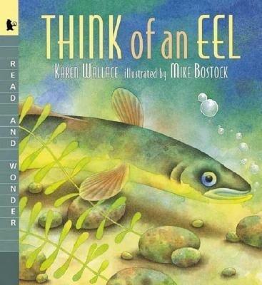 Think of an Eel Big Book: Read and Wonder als Taschenbuch