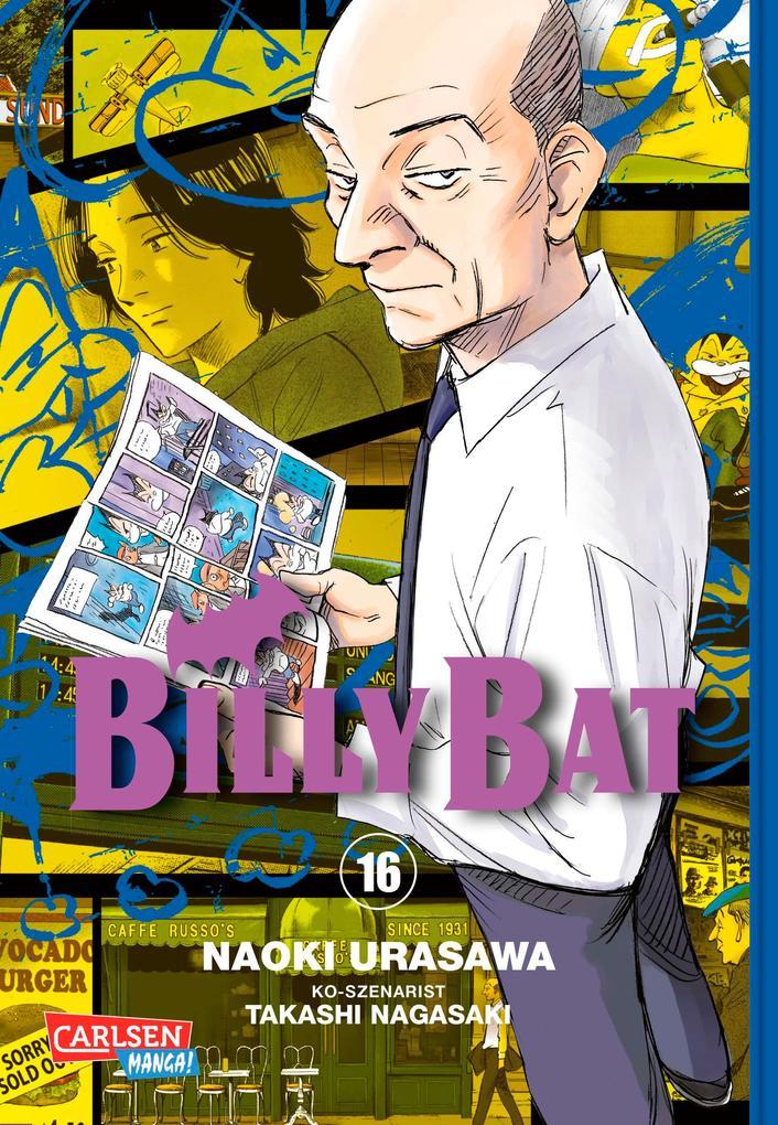 Billy Bat 16 als Buch von Naoki Urasawa, Takash...