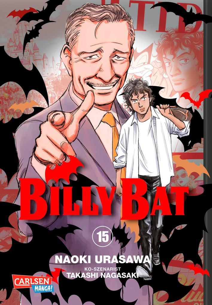 Billy Bat 15 als Buch von Naoki Urasawa, Takash...
