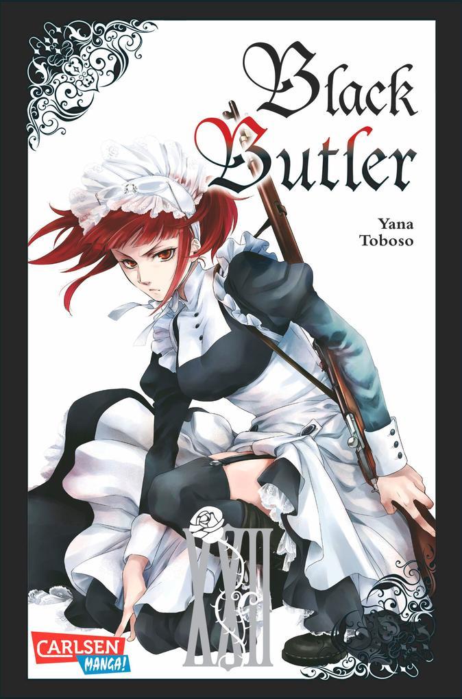 Black Butler 22 als Buch
