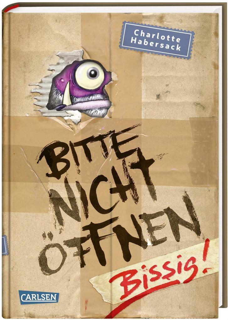 Image of Bissig! / Bitte nicht öffnen Bd.1