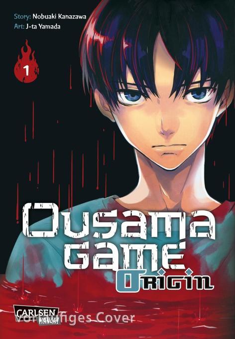 Ousama Game Origin 01 als Buch von Nobuaki Kana...