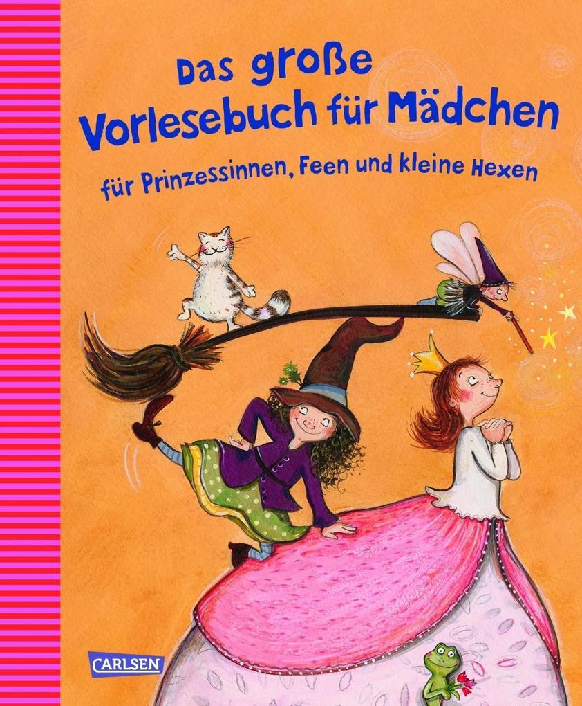 Das große Vorlesebuch für Mädchen als Buch