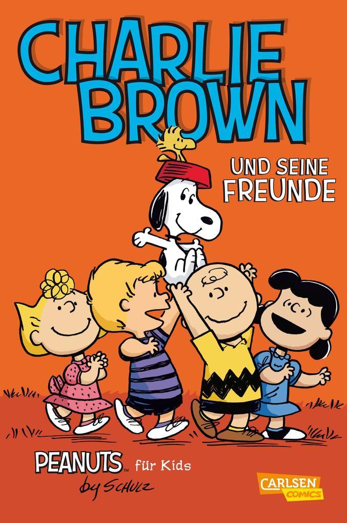 Charlie Brown und seine Freunde als Buch