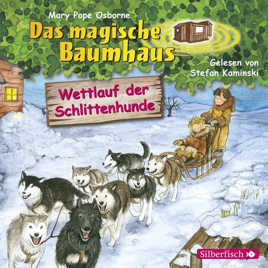 Wettlauf der Schlittenhunde als Hörbuch CD von ...