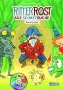 Ritter Rost, Band 15: Ritter Rost auf Schatzsuche
