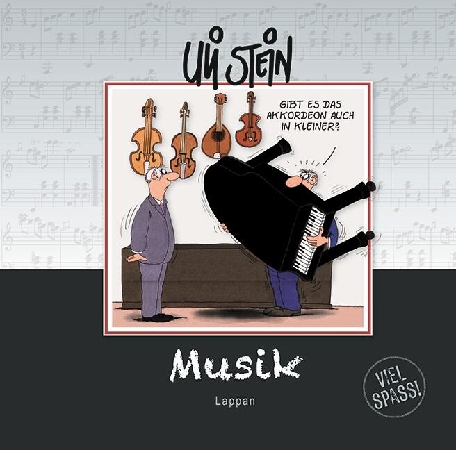 Musik - Viel Spaß! als Buch von Ulli Stein