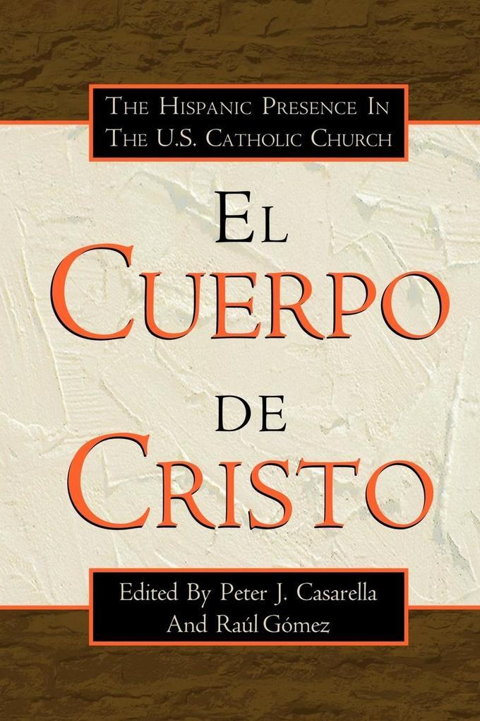 El Cuerpo de Cristo als Taschenbuch