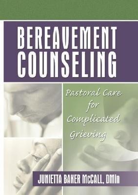 Bereavement Counseling als Taschenbuch