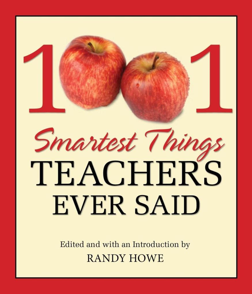 1001 Smartest Things Teachers Ever Said als eBo...