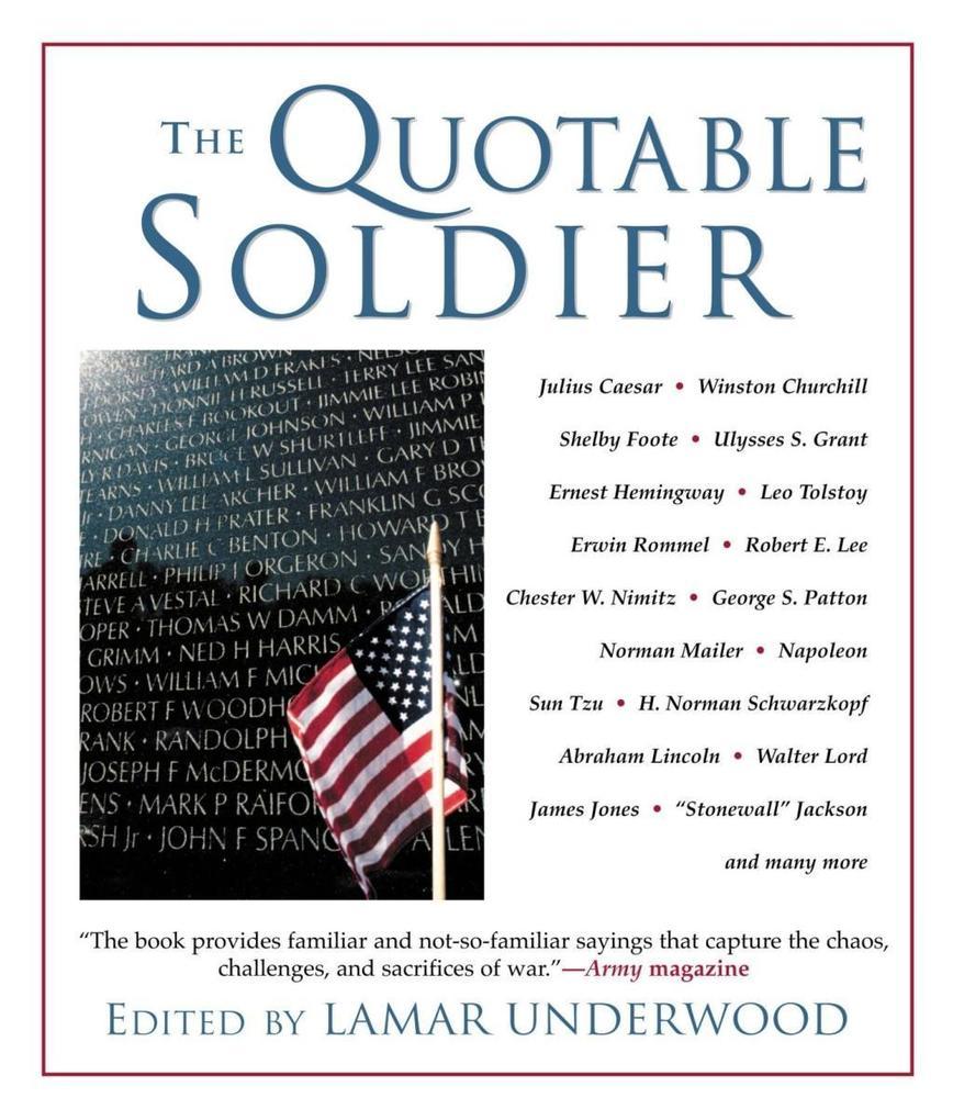 Quotable Soldier als eBook Download von