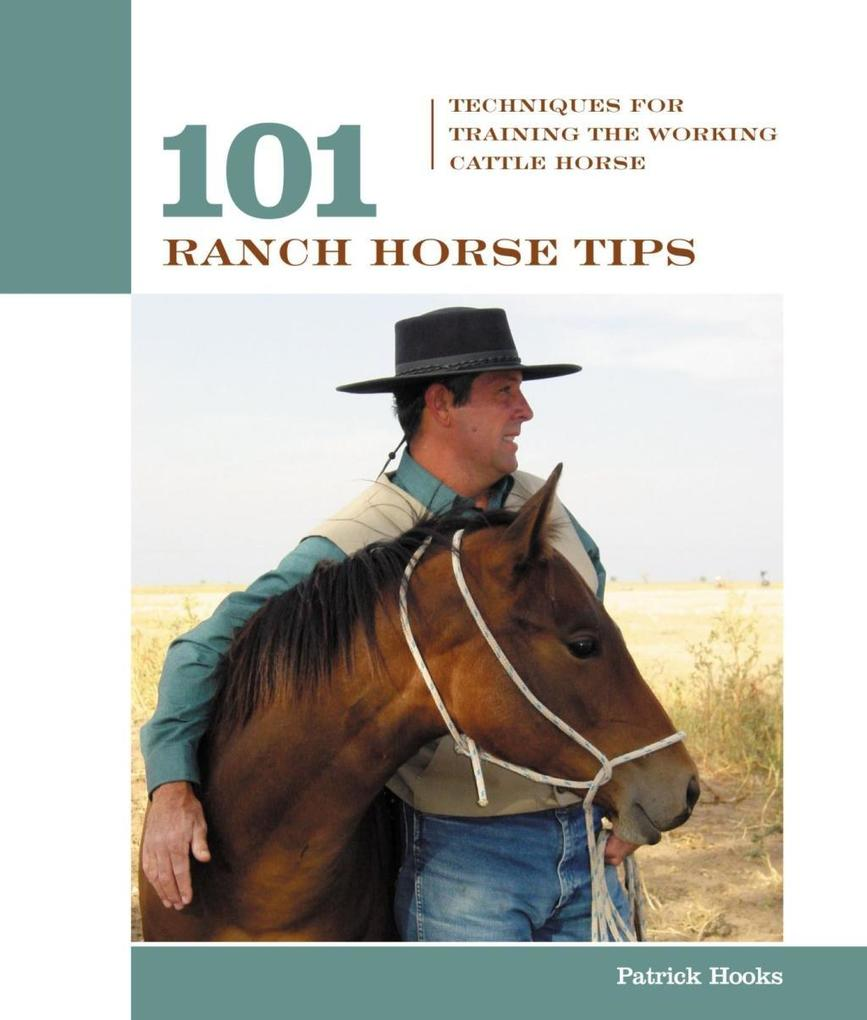 101 Ranch Horse Tips als eBook Download von Pat...