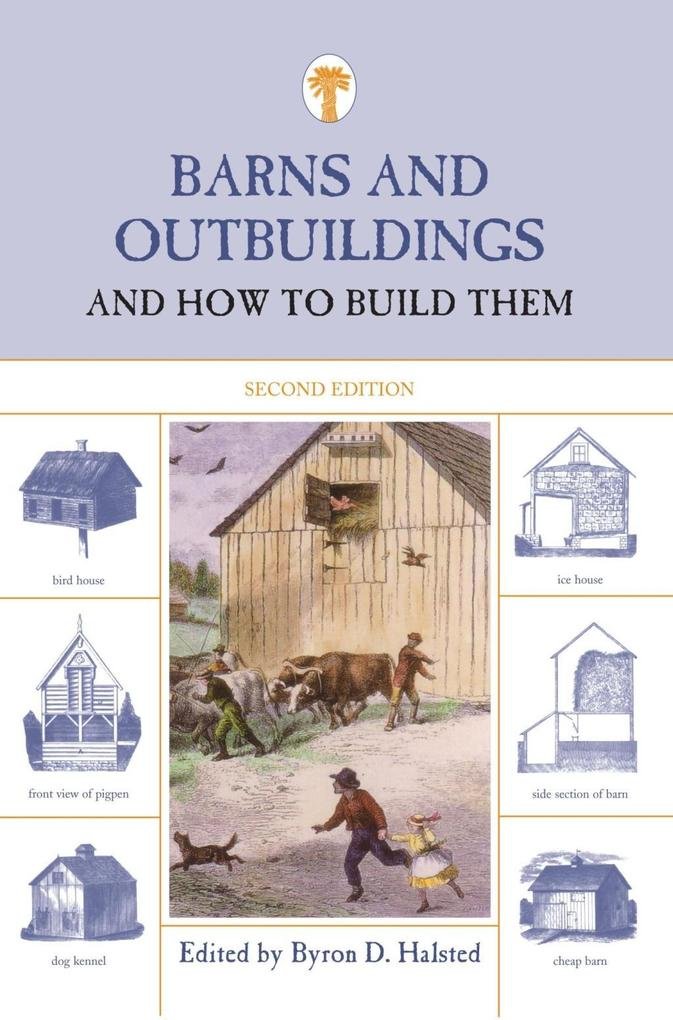 Barns and Outbuildings als eBook Download von