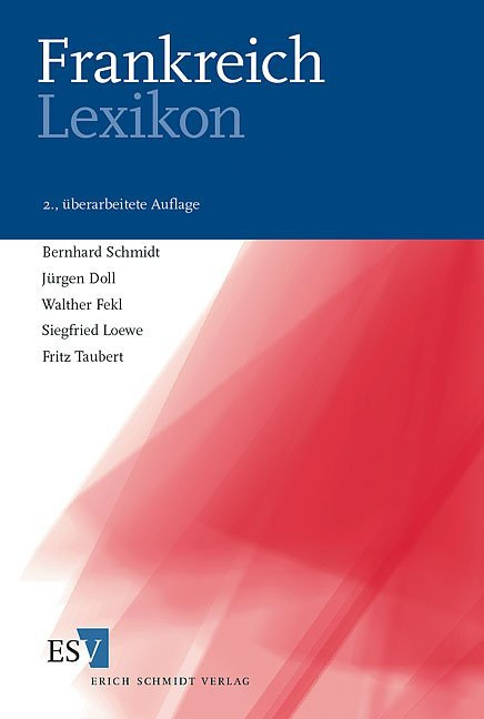 Frankreich-Lexikon als Buch