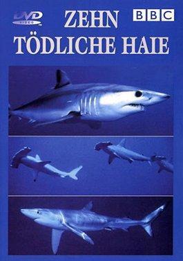 Zehn tödliche Haie als DVD