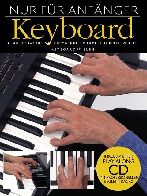 Nur für Anfänger - Keyboard als Buch