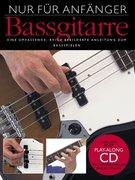 Nur für Anfänger. Bassgitarre