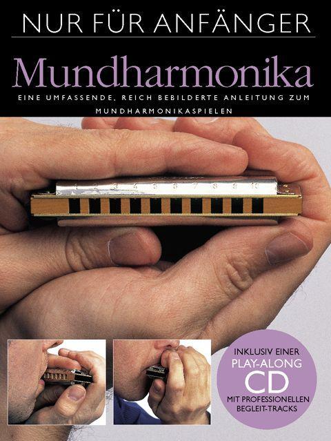 Nur für Anfänger 6. Mundharmonika als Buch