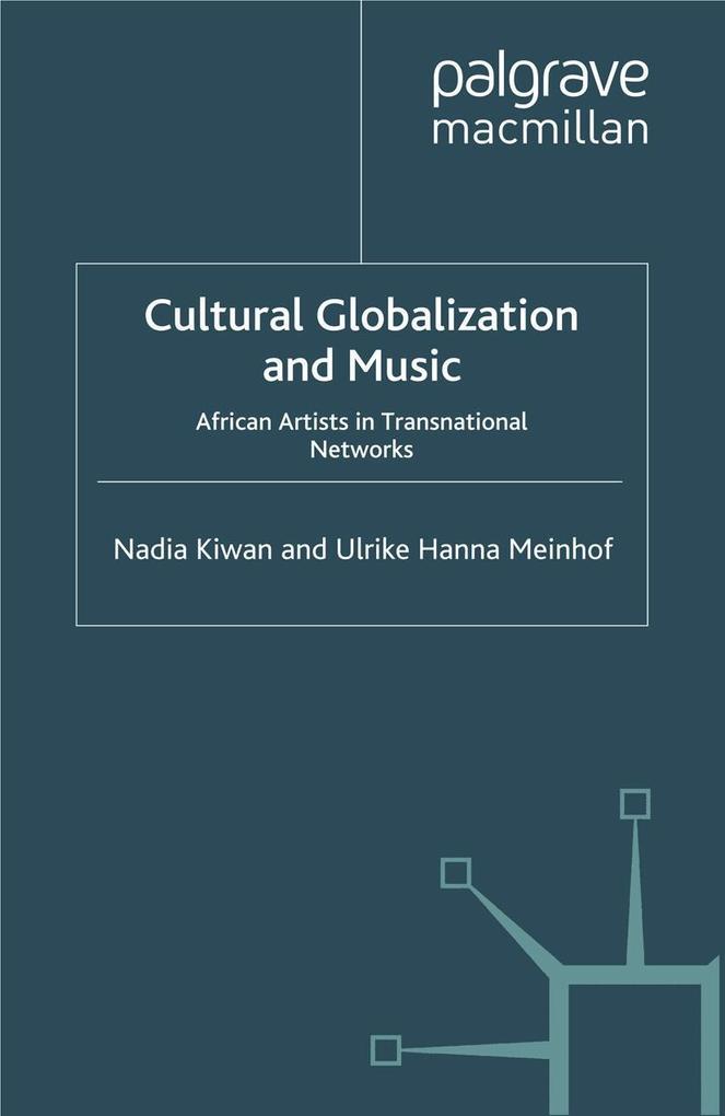 Cultural Globalization and Music als eBook Down...