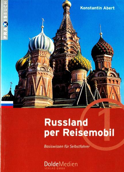 Russland per Reisemobil als Buch