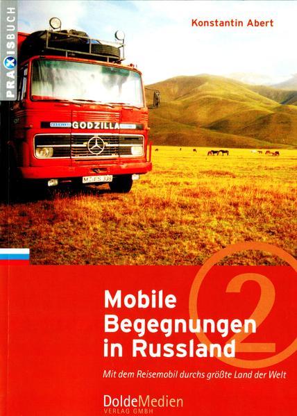 Mobile Begegnungen in Russland als Buch