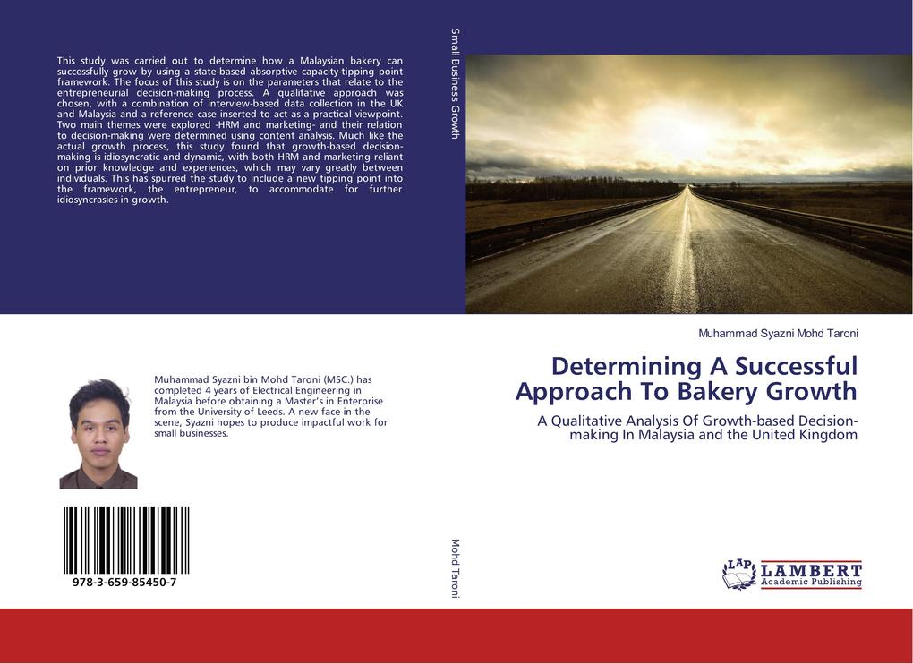 Determining A Successful Approach To Bakery Gro...