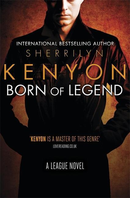 Born of Legend als Buch von Sherrilyn Kenyon