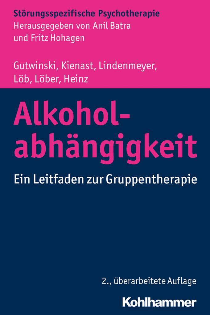 Alkoholabhängigkeit als Buch (kartoniert)