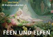 Postkartenbuch Feen und Elfen