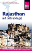 Reise Know-How Rajasthan mit Delhi und Agra
