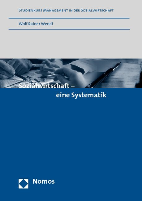 Sozialwirtschaft - eine Systematik als Buch