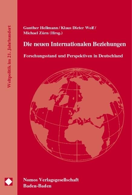Die neuen internationalen Beziehungen als Buch