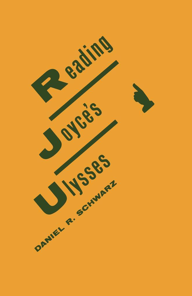 Reading Joyce's Ulysses als Taschenbuch