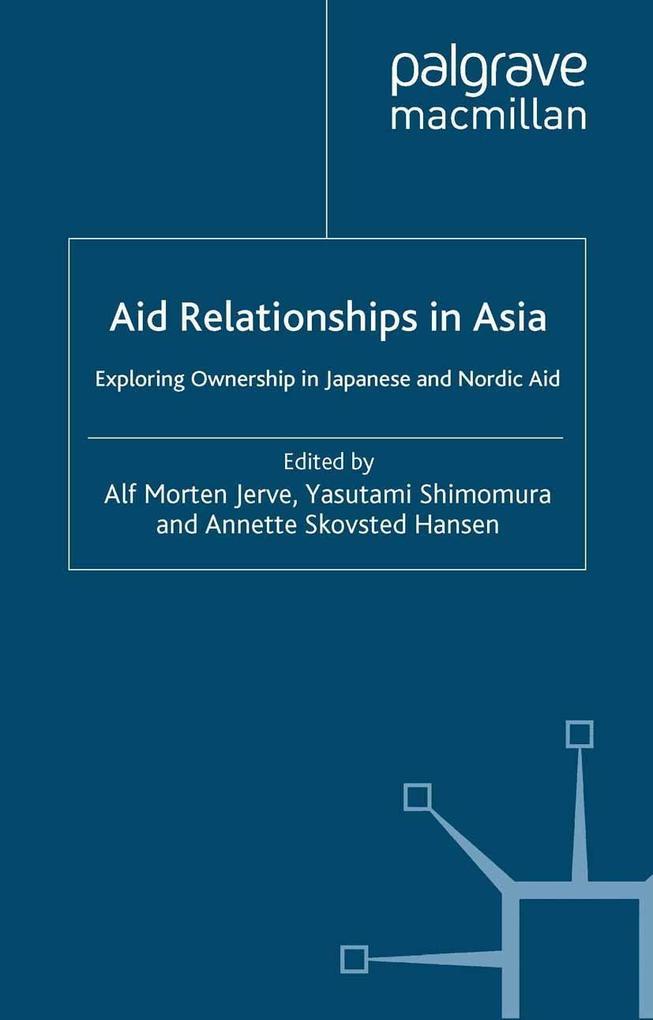 Aid Relationships in Asia als eBook Download von