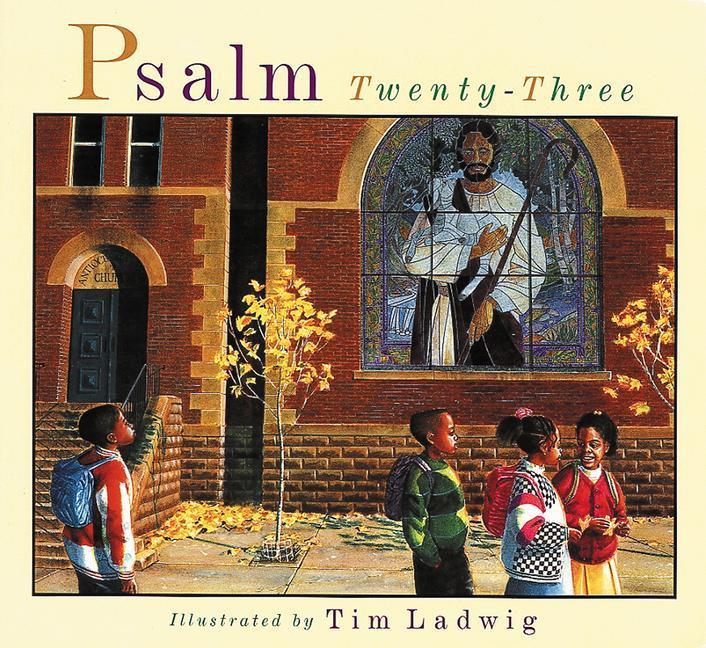 Psalm Twenty-Three als Taschenbuch
