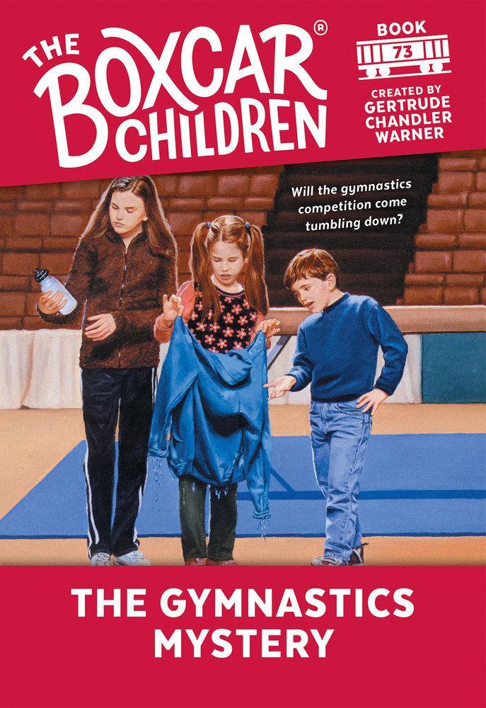 The Gymnastics Mystery als Taschenbuch