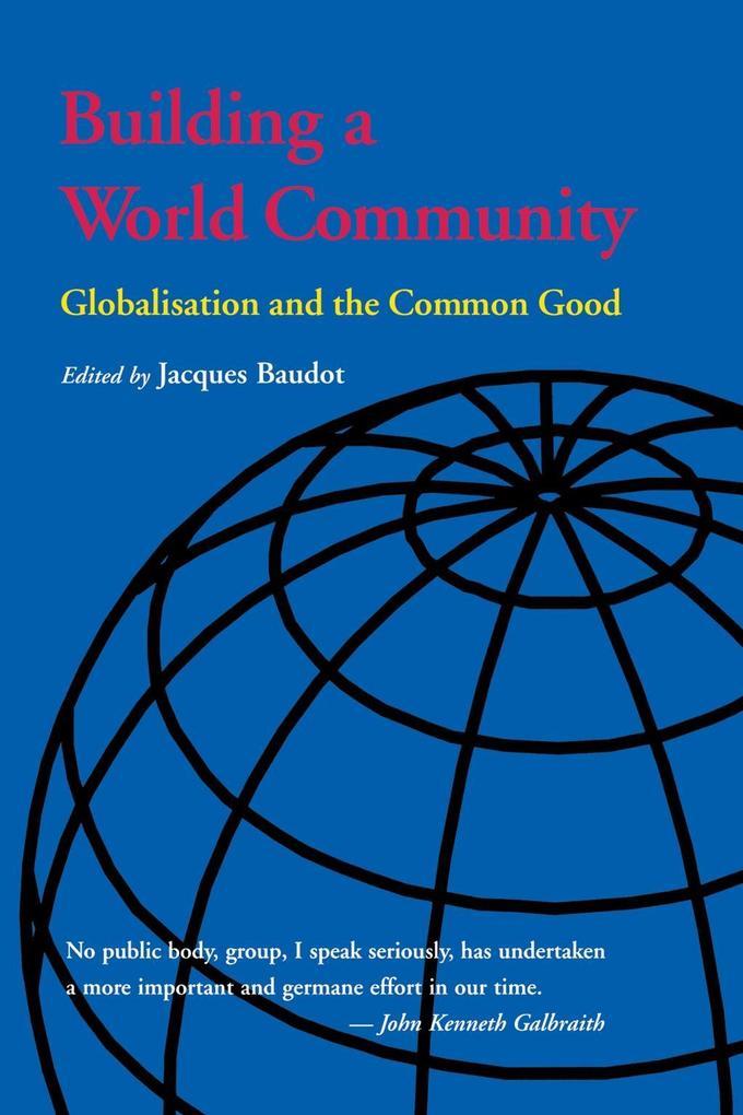 Building a World Community als eBook Download v...
