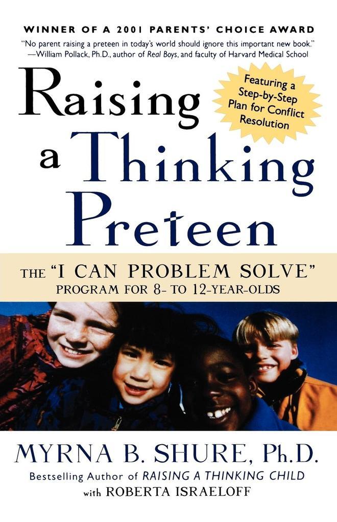 Raising a Thinking Preteen als Buch